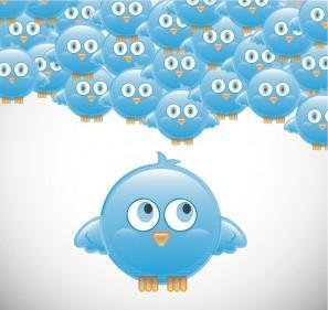 twitter-following